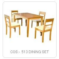 COS -  513 DINING SET